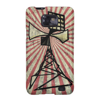 Siren radio tower samsung galaxy s2 cases