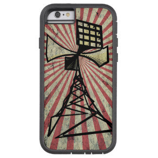 Siren radio tower tough xtreme iPhone 6 case