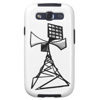 Siren radio tower samsung galaxy s3 covers