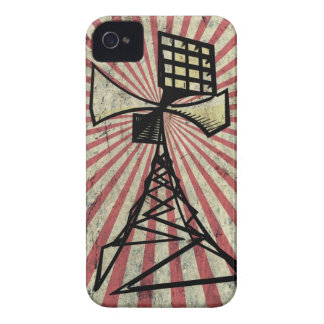 Siren radio tower iPhone 4 covers