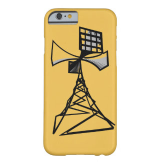 Siren radio tower barely there iPhone 6 case