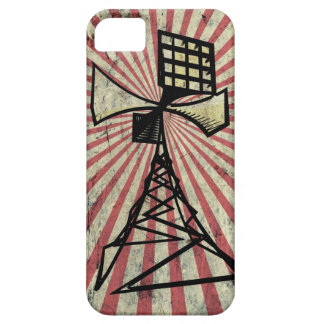 Siren radio tower iPhone 5 covers