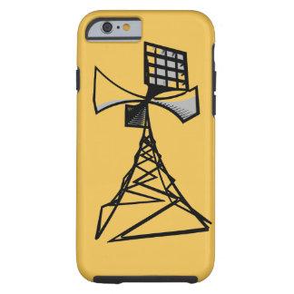 Siren radio tower tough iPhone 6 case