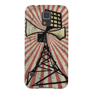 Siren radio tower cases for galaxy s5