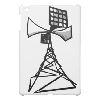 Siren radio tower iPad mini cases