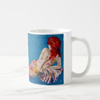 Siren Sister Collage mug