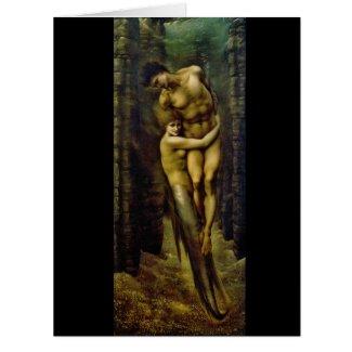 Siren Song 1886 Card