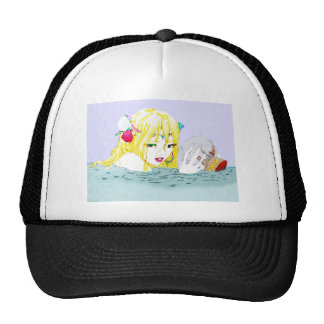 Sirena codiciosa gorro