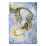 Sirena con caso del iPad del arte de la fantasía d iPad Mini Carcasas