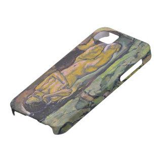 Sirena de Koloman Moser- iPhone 5 Case-Mate Fundas