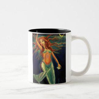 Sirena de la Atlántida - taza