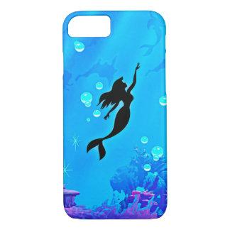 Sirena de la sirena funda iPhone 7