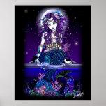 """Sirena de medianoche de """"Uxia"""" Poster"""