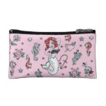 Sirena de Molly de la pelusa Bolso-rosada
