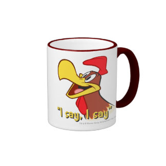 Sirena de niebla que mira para arriba tazas de café