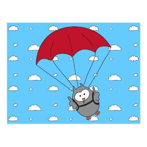 Sirena de Parachuter Postal