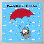 Sirena de Parachuter Poster