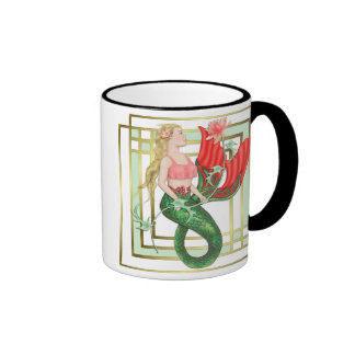 Sirena de Waterlily Taza