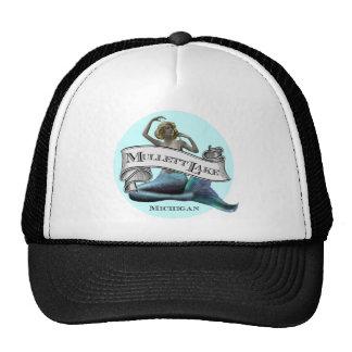 Sirena del lago Mullett Gorra