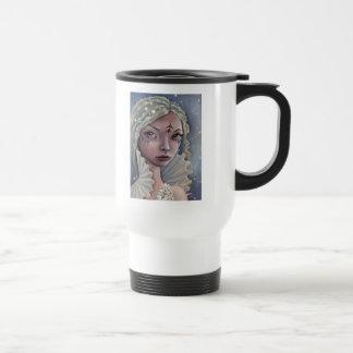 Sirena del titán taza de viaje