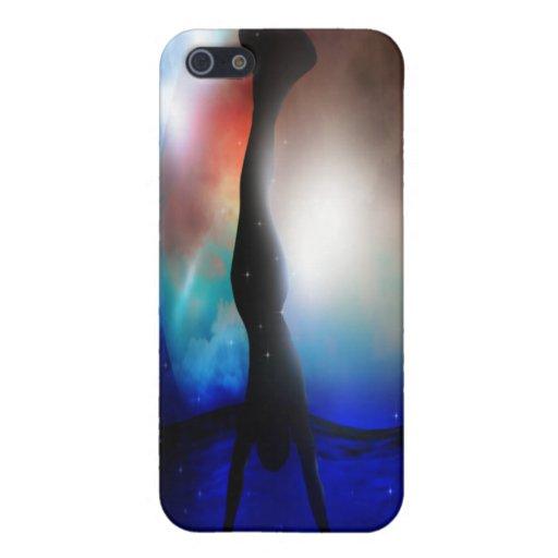 Sirena en el caso del iphone 4 del mar iPhone 5 cárcasa