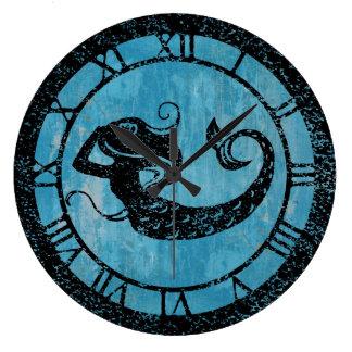 Sirena gastada relojes