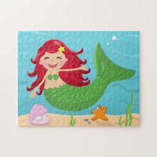 Sirena linda puzzles
