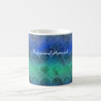Sirena profesional taza