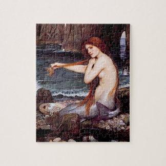 Sirena - rompecabezas