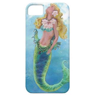 Sirena soñadora funda para iPhone 5 barely there