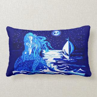 Sirena y marinero cojines