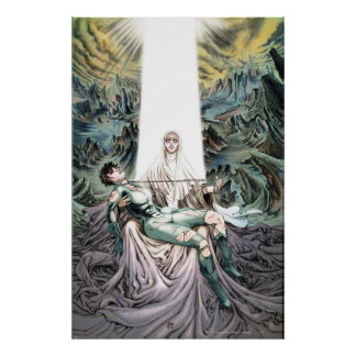 Sirenas Cv13 de Gotham City Posters