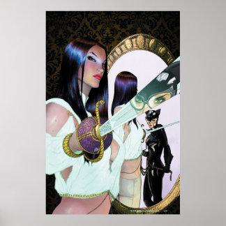 Sirenas Cv16 de Gotham City Posters
