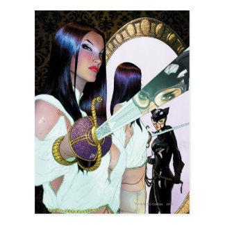 Sirenas Cv16 de Gotham City Tarjetas Postales