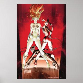 Sirenas Cv1 2nd de Gotham City Poster