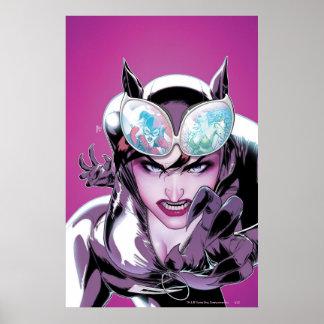 Sirenas Cv2 de Gotham City Posters