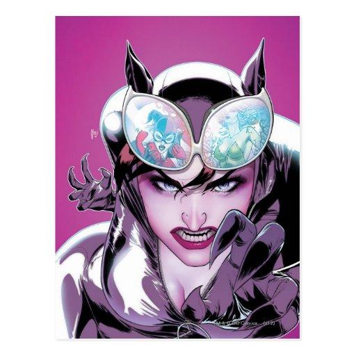 Sirenas Cv2 de Gotham City Postales