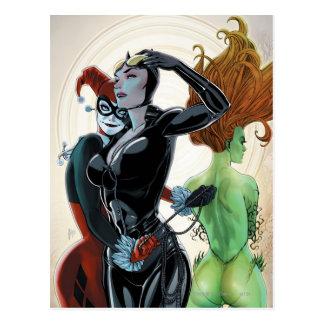 Sirenas Cv4 de Gotham City Postal