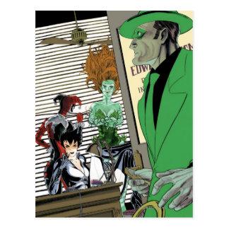 Sirenas Cv9 de Gotham City Tarjetas Postales