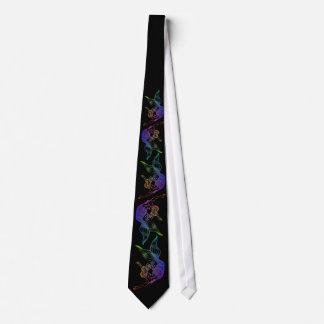 Sirenas en cualquier color corbata personalizada