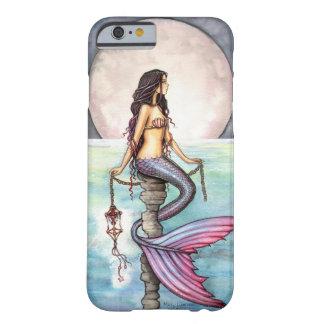 Sirenas encantadas del arte de la fantasía de la funda para iPhone 6 barely there