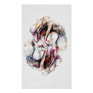 Sirenas gemelas poster