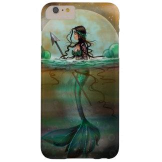 Sirenas místicas del arte de la fantasía de la funda para iPhone 6 plus barely there