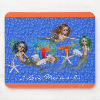 Sirenas Mousepad