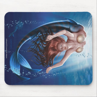 """""""Sirenas """" Mouse Pads"""