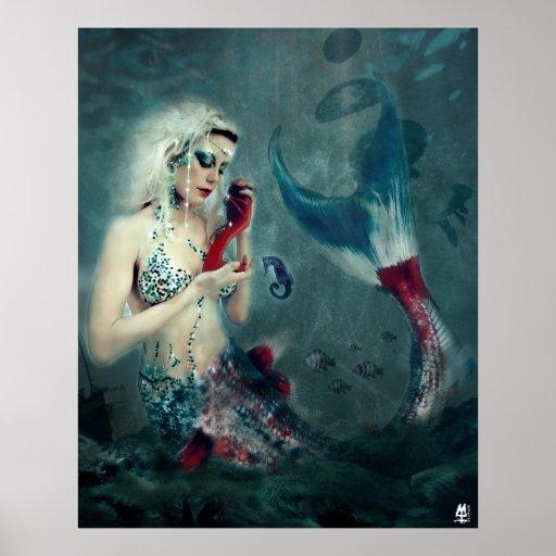 Sirenita poster