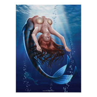 """Sirens"" Canvas Art Poster"