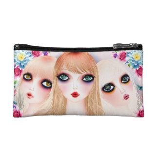 Sirens Cosmetics Bags