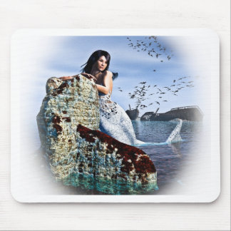 Sirens Song Mouse Pad