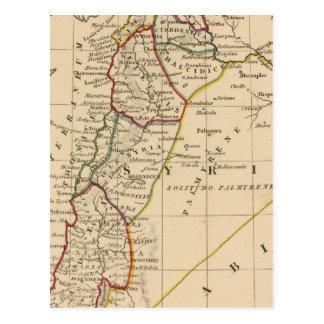 Siria 2 tarjeta postal